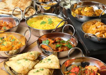 A Taste of India Outside London