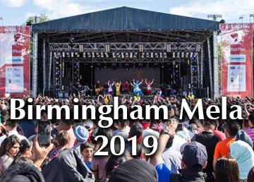 Birmingham Mela 2019
