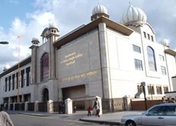 Gurudwara Sri Guru Singh Sabha Southall