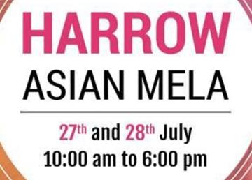 Harrow Asian Mela