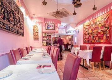 Rasa W1 – Indian Restaurant