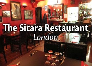 Sitara Restaurant, London