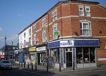 Stratford Road, Birmingham