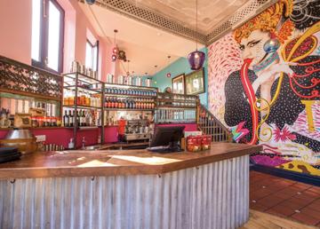 Thali Cafe in Bristol
