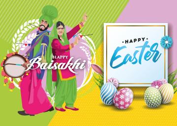 YABA Celebrates Vaisakhi and Easter