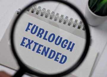 UK Furlough Scheme extended