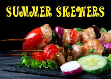 Summer Skewers